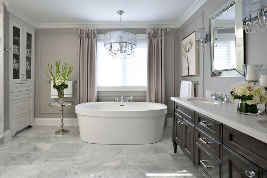 Nobleton bathroom ensuite renovation