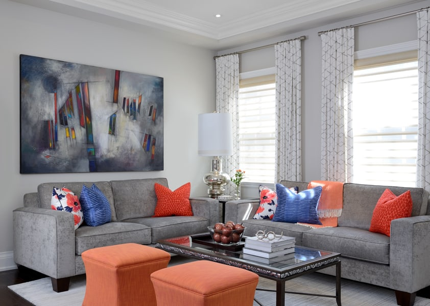 Summerhill Toronto Living Room Design