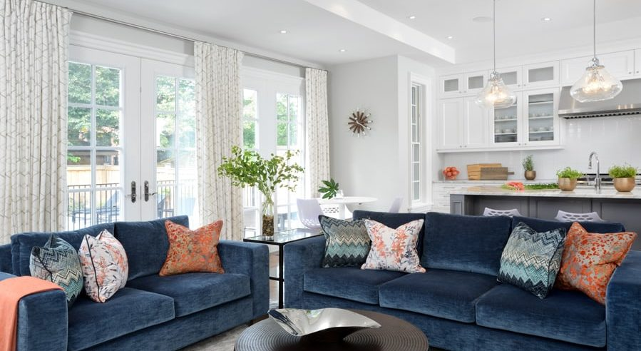 Bedford Park Nortown Open Living Design